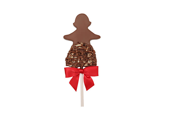 Chocolate Children Lolly