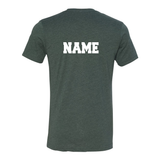 Adult & Youth, Unisex Tee Shirt, Green