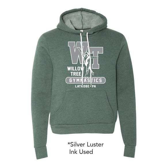 Adult & Youth - Hooded Sweatshirts, Green