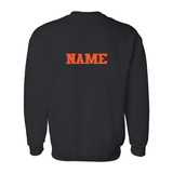 Crewneck Sweatshirt, Black