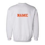 Crewneck Sweatshirt, White