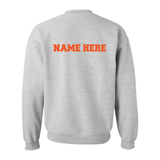Crew Neck Sweatshirt, Grey