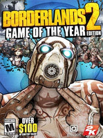Borderlands 2 GOTY Steam Key