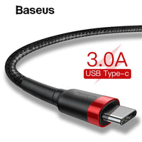 USB Type C Cable Phone Charger