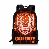 Call Of Duty Black Ops 4 Backpack
