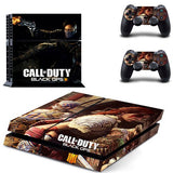 Call of Duty Black Ops 4 PS4 Skin Sticker