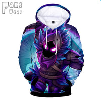 Fortnite Full Dyed Hoodie
