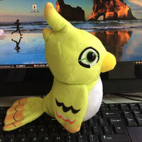 Overwatch Ganymede Bastion Bird Plush