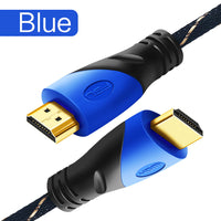 High Speed HDMI Cable Gold Plated Braided