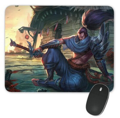 League of Legends Gaming Mouse Pad