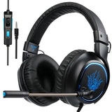 SADES R5 Gaming Headset with Mic