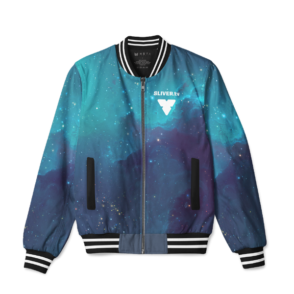 SLIVER.tv 2019 Bomber Jacket Gift