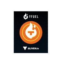 SLIVER.tv TFuel Pin