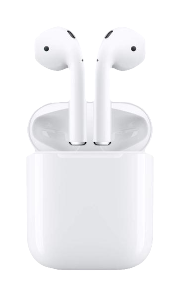 Apple AirPods with Charging Case (2019 Model)