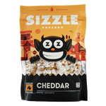 Cheddar Sizzle 2-Pack - Sizzle Popcorn