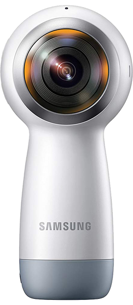 Samsung Gear 360 (2017 Edition) Real 360 4K VR Camera (US Version)