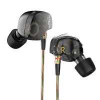 KZ ATE HiFi In-Ear Headphones
