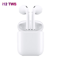 i12 TWS Wireless Earbuds