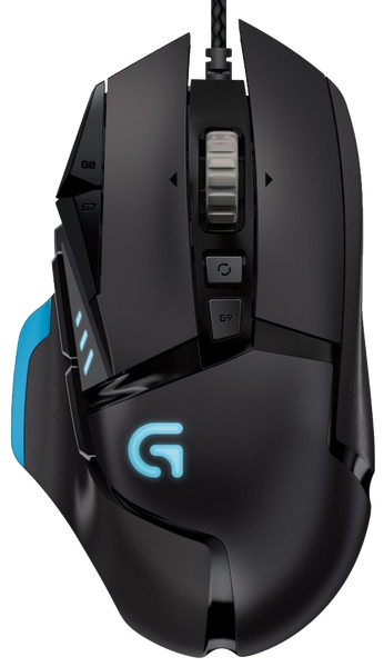 Logitech G502 RGB Gaming Mouse