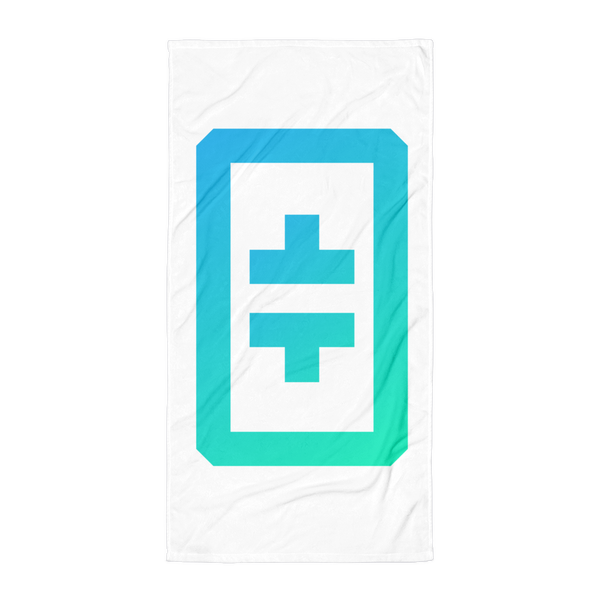 Theta Token Towel