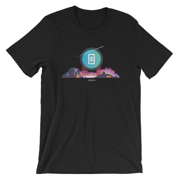 Theta Mainnet Launch Shirt
