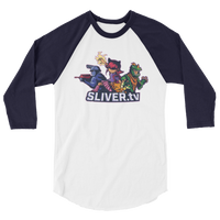 SLIVERtv 3/4 Sleeve Shirt Season 2
