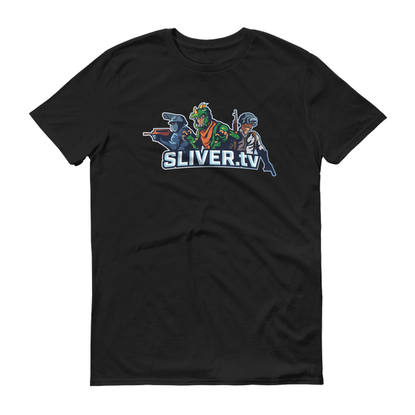 SLIVERtv Short-Sleeve T-Shirt
