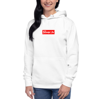 Limited Edition SLIVER.tv Box Hoodie