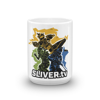SLIVERtv Mug Season 3