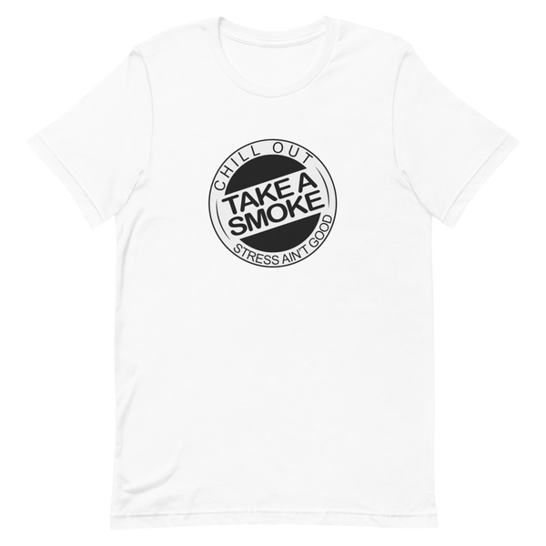 Takeasmoke Logo Shirt