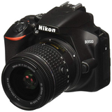Nikon D3500 DX-Format DSLR Two Lens Kit