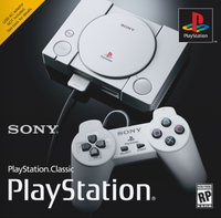 PlayStation Classic Console