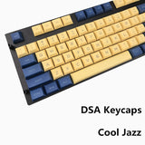 Custom DSA Keycaps for Cherry MX Keyboards