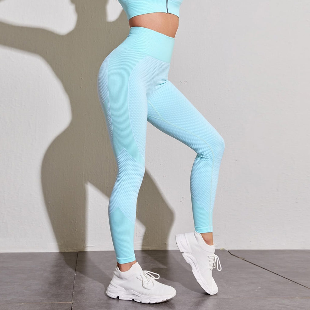Astoria MOMENTUM Full Length Legging - Neon Blue
