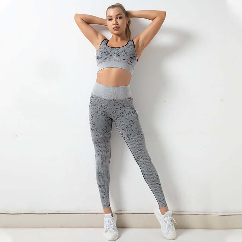 Astoria FLEX Full Length Legging - Grey