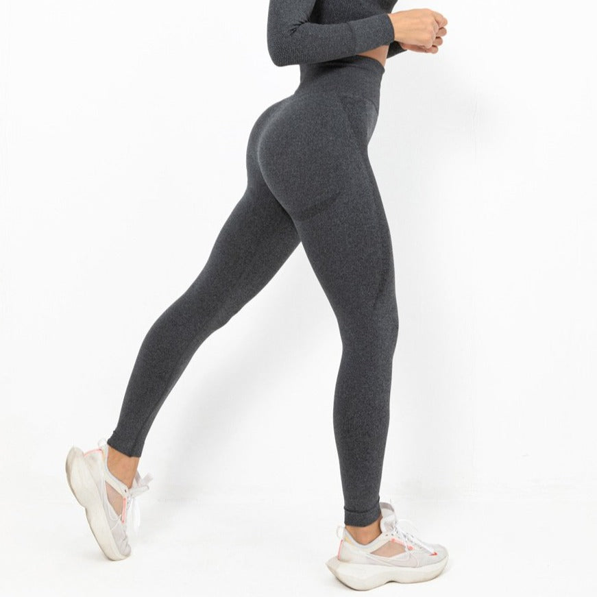 Astoria TEMPO Full Length Legging - Charcoal