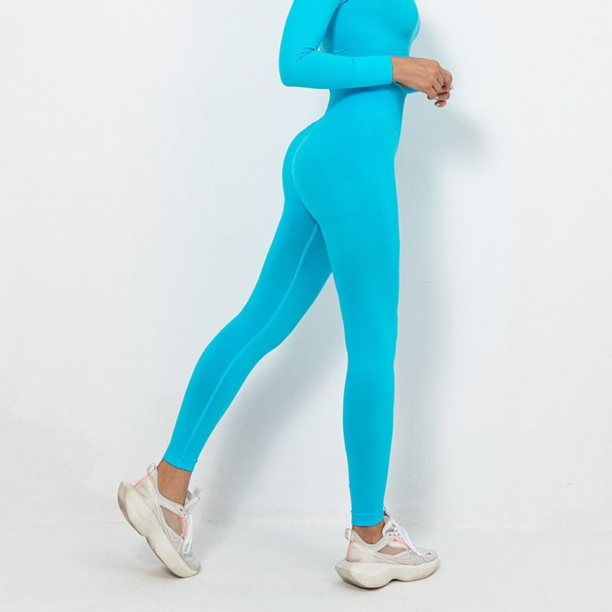 Astoria TEMPO Full Length Legging - Sky Blue