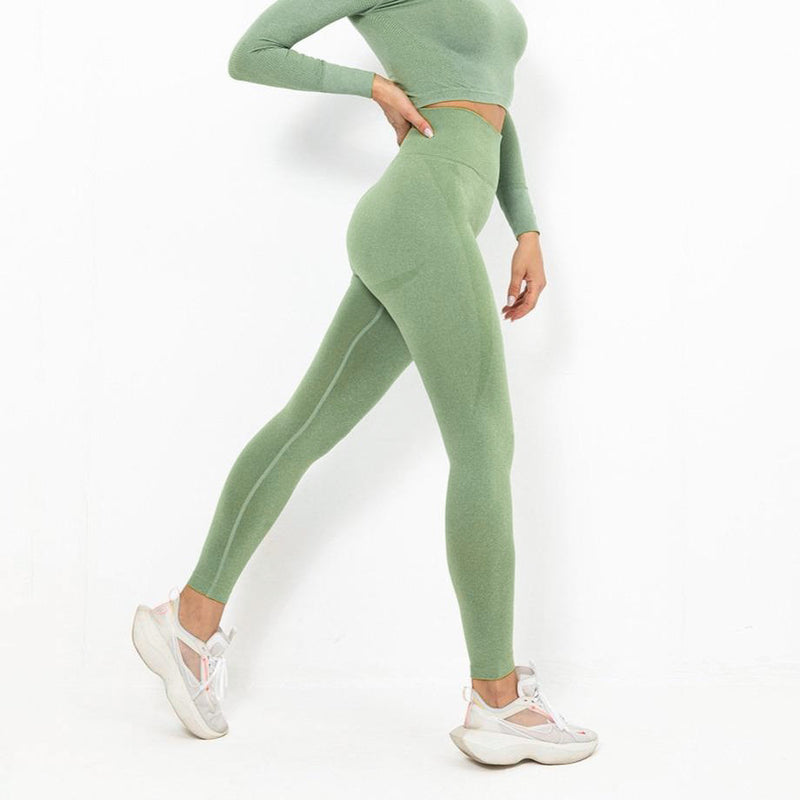 Astoria TEMPO Full Length Legging - Light Green