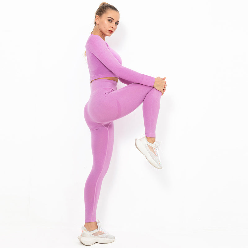 Astoria TEMPO Full Length Legging - Taffy Pink