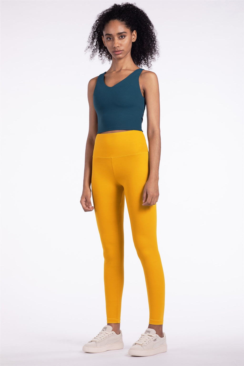 Astoria LUXE Scrunch 2.0 Legging - Yellow