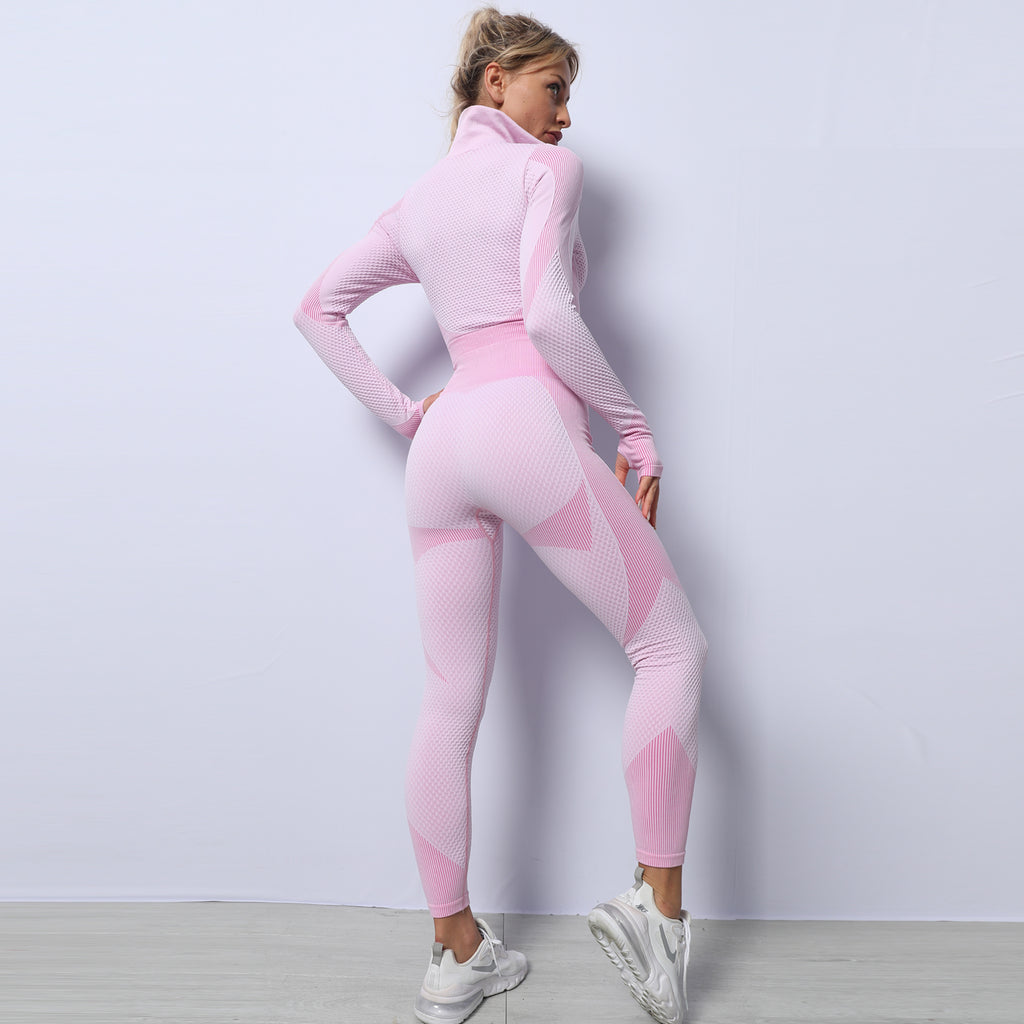 Astoria MOMENTUM Full Length Legging - Baby Pink