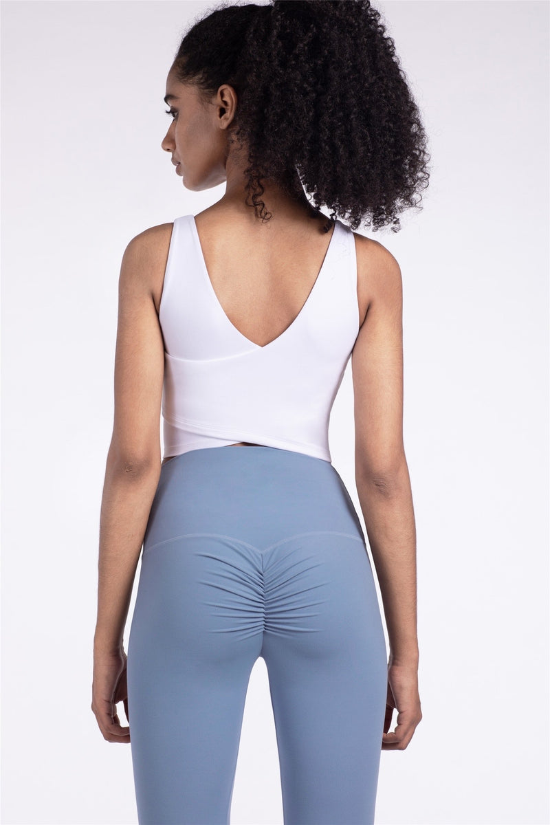 Astoria LUXE Scrunch 2.0 Legging - Baby Blue