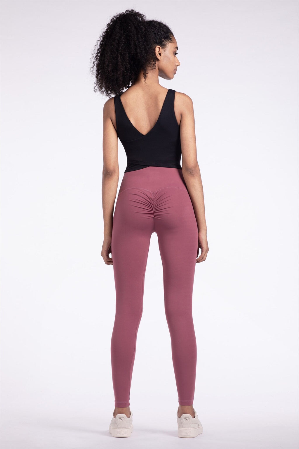 Astoria LUXE Scrunch 2.0 Legging - Rose
