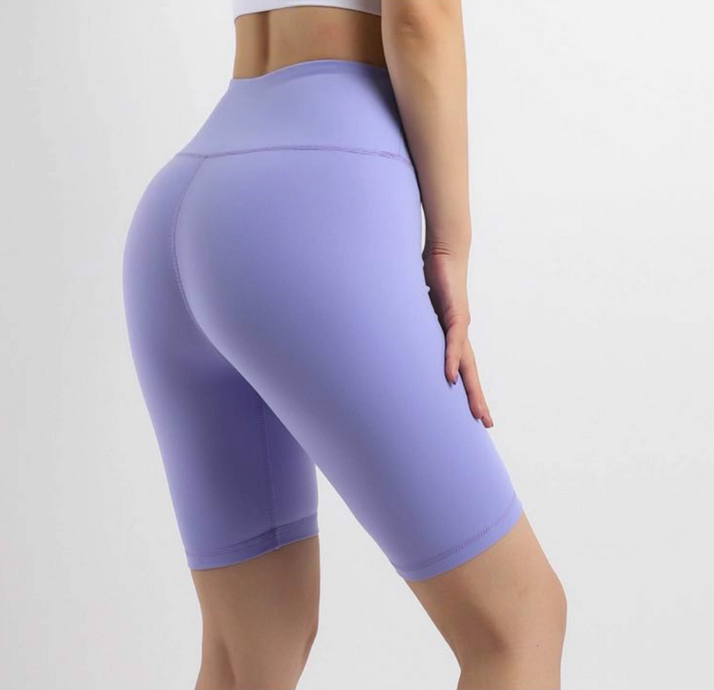 Astoria LUXE Neon Full Length Short - Bright Lilac
