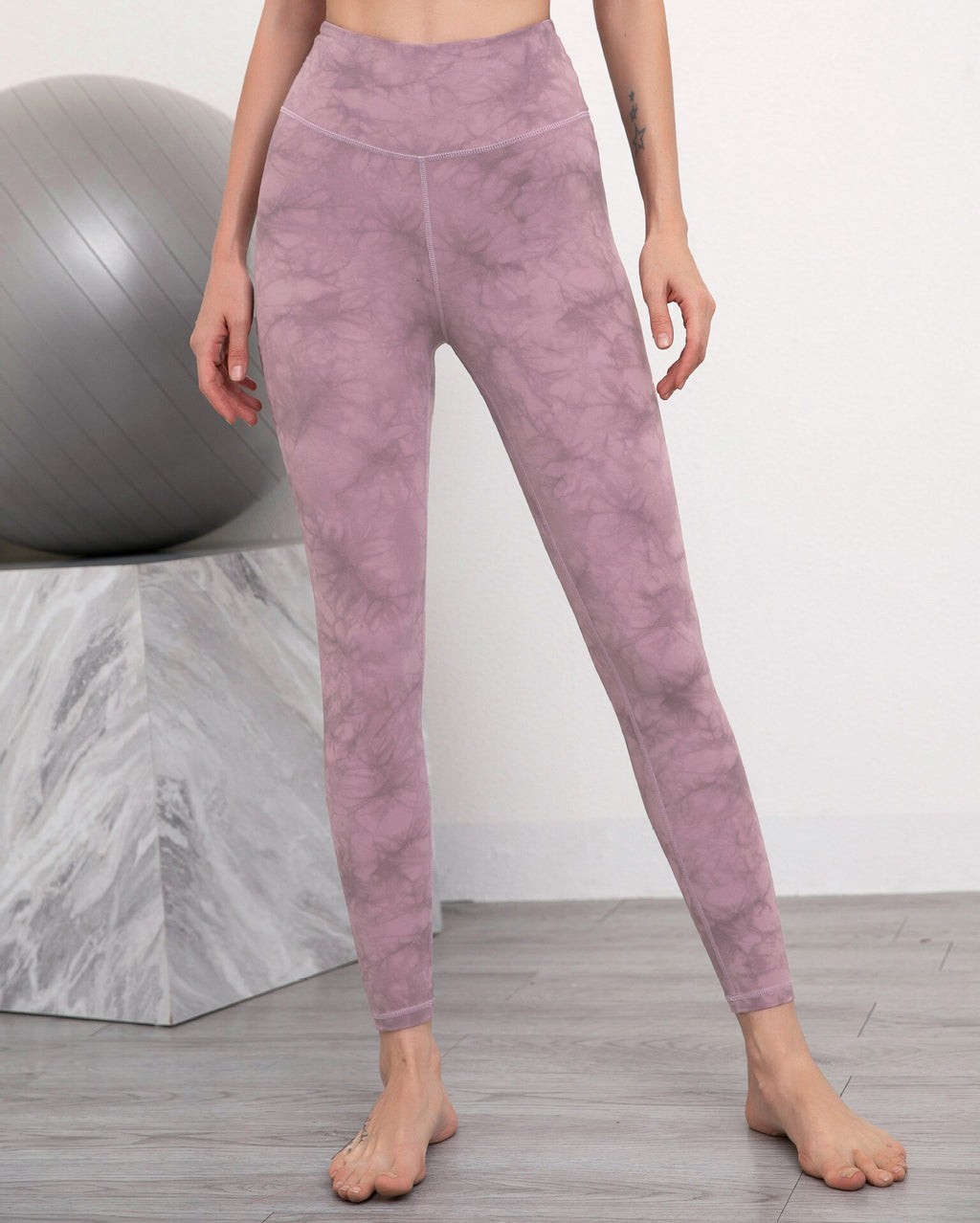 Astoria LUXE CLOUD Scrunch Legging - Purple
