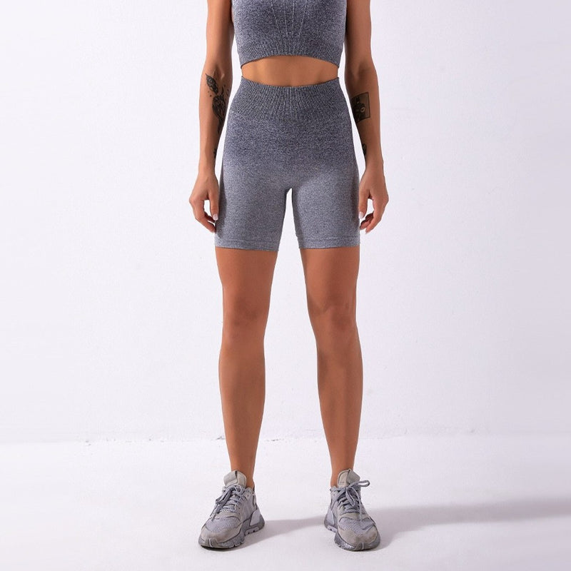 Astoria Seamless Ombre 2.0 Short - Grey