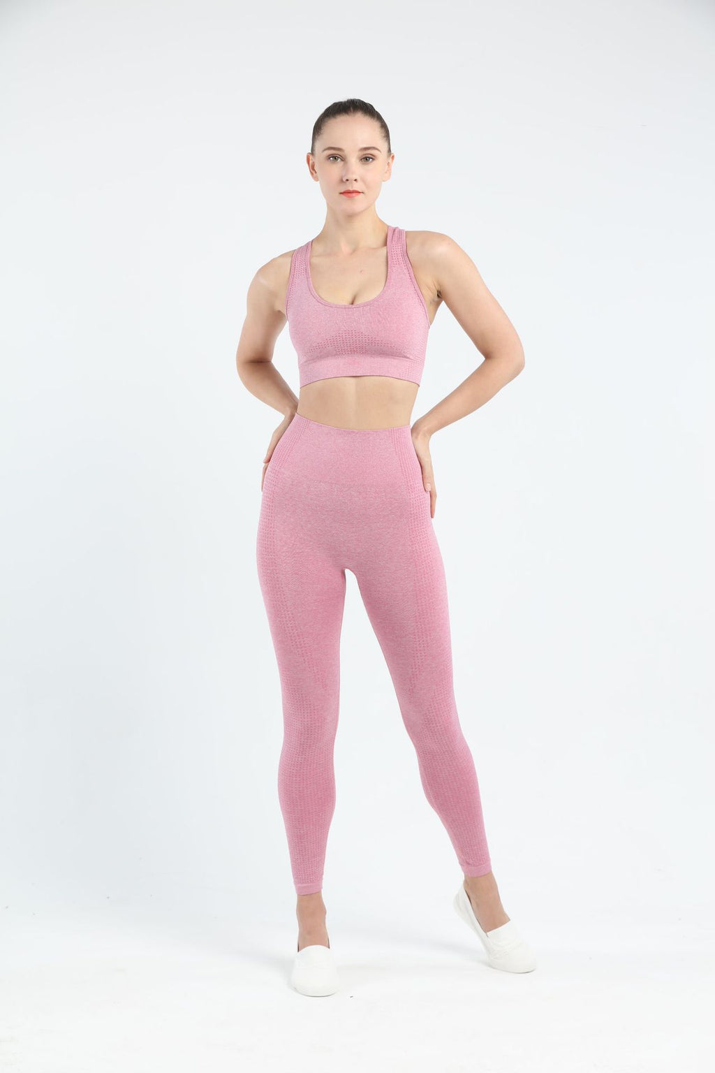 Astoria VELOCITY Full Length Legging - Candy Pink