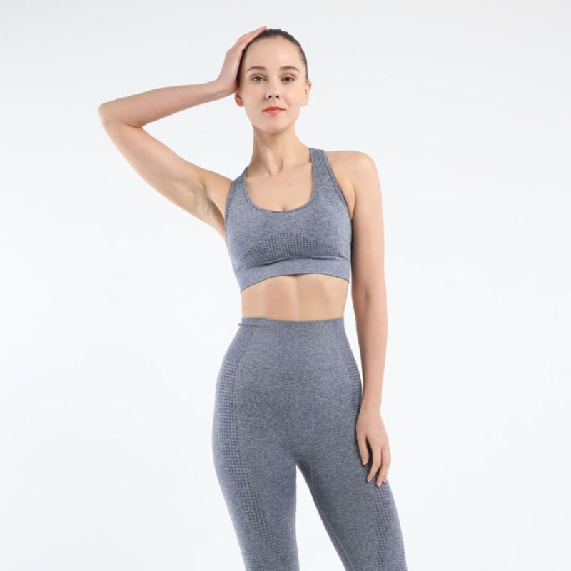Astoria VELOCITY Sports Bra - Ash Blue