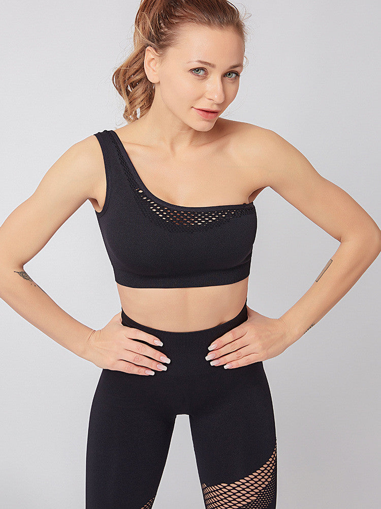 Astoria POWER Sports Crop - Black