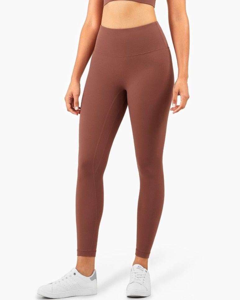 Astoria LIVE LUXE Legging - Burnt Orange